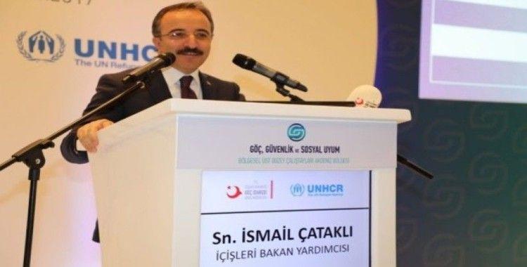 Göç, Güvenlik ve Sosyal Uyum Akdeniz Bölgesel Üst Düzey Çalıştayı Adana'da gerçekleştirildi