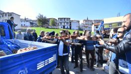 Ankara'da sağlık ve hijyen denetimi