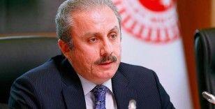 TBMM Başkanı Şentop'dan ABD Temsilciler Meclisi'nin kararına tepki