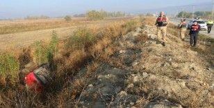 Erzincan'da göreve giden askerler kaza yaptı: 2 yaralı