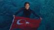 Dünya dalış rekortmeni milli sporcu Ercümen: Benim için suyun altı ikinci bir ev