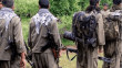 YPG/PKK'lı teröristler kuyulara doldurduğu petrolü yaktı