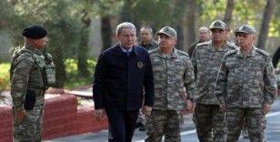 """Milli Savunma Bakanı Akar: """"Rejim ordusuna mensup 18 kişinin teslim edilmesi Ruslarla görüşülüyor"""""""