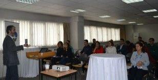 UPB'nin Patent Vekilliği Sınavı Hazırlık Eğitimleri başladı