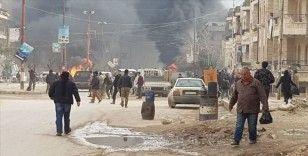 Afrin'deki patlamada ölü sayısı 9'a yükseldi