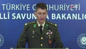 MSB ''Türkiye'ye yönlendirilmiş ve seri bağlanmış vaziyette 75 adet Roket tespit edilmiştir''