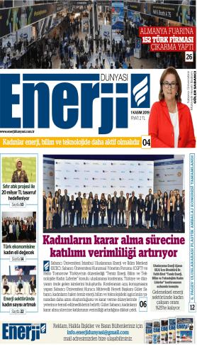 Enerji Dünyası - Kasım 2019