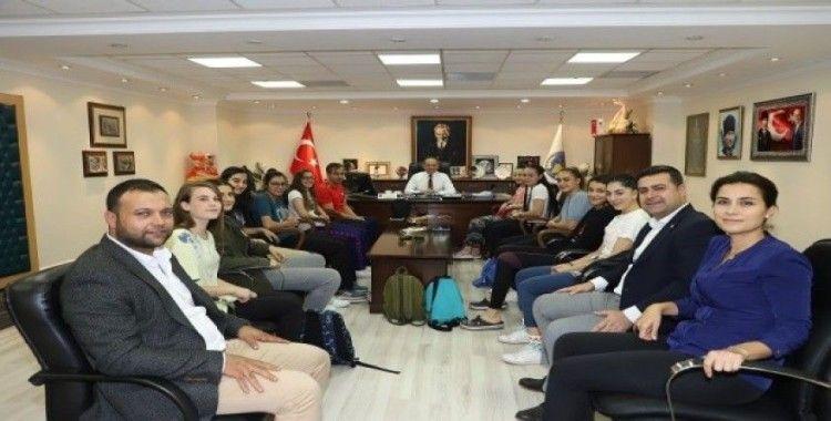 Turgutlu Belediyesi Kadın Basketbol Takımı ilk maçına çıkıyor