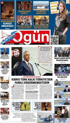 OGÜN Gazetesi Sayı:235