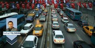 İstanbul'da trafik ve ulaşım kaosu devam ediyor