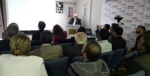 ESOGÜ'nde Öğretim Üyesi Prof. Dr. Can Özgür'den 'Kıpçak Tarihi ve Kıpçak Türkçesi' konferansı