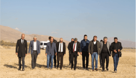 Van'da Tarıma Dayalı İhtisas OSB projesi hayata geçiyor