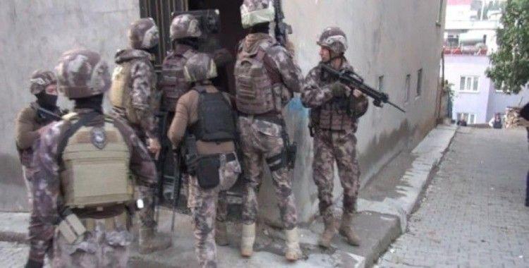 Siirt'te DEAŞ operasyonu: 4 kişi tutuklandı