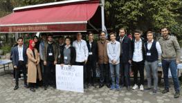 Öğrencilerden Afrika'da su kuyusu projesi için destek kermesi