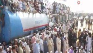 Hükümet karşıtı protestolar İslamabad'a ulaştı