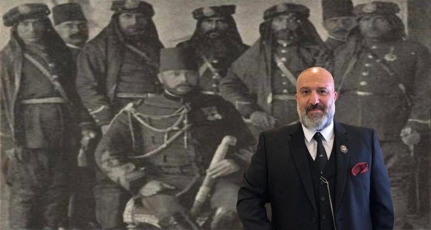Bave Kurdan (Kürtlerin Babası) Sultan Abdülhamid