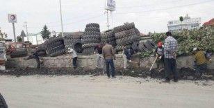 Ereğli'de Yeni Sanayi Sitesinin su kanalları temizlendi