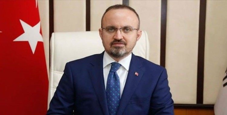 Bülent Turan: 'AK Parti, birçok coğrafyaya örnek ve ilham olmuş, sessiz devrimin adıdır'