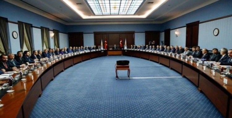 Başkan Büyükakın, Ankara'da istişare toplantısına katıldı