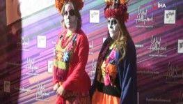 Hollywood'da Cadılar Bayramı kutlaması
