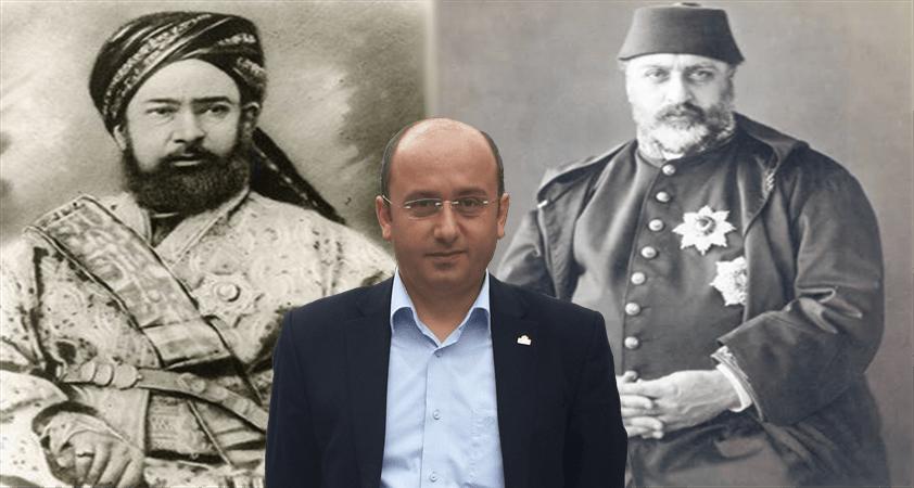 Emperyalist dünyanın Doğu Türkistan'da iç ettiği bağımsız devletler-1