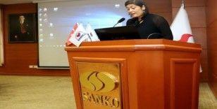 Türk Hemşireler Derneği Başkanı Prof. Dr. Sevilay Şenol Çelik, SANKO Üniversitesi hemşirelik bölümü'nün konuğu oldu