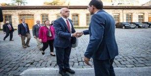 Cumhurbaşkanlığı Sözcüsü Büyükelçi Kalın ABD Temsilciler Meclisi Heyeti ile görüştü