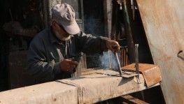Tel Abyad'ta çalışanlar işlerine geri döndü