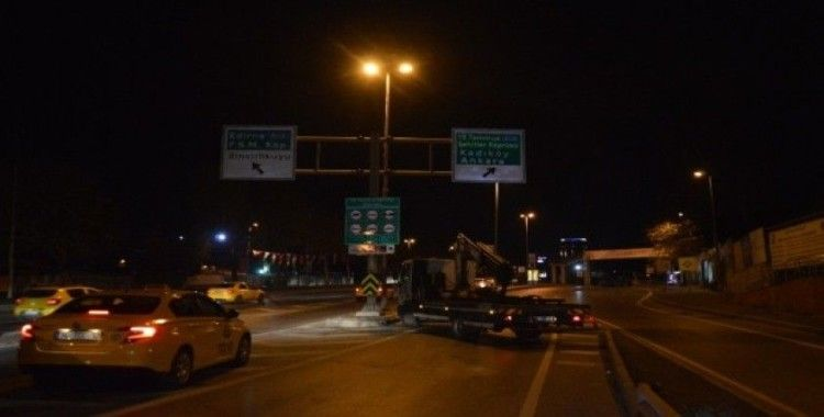 Vodafone 41. İstanbul Maratonu için yollar kapatıldı