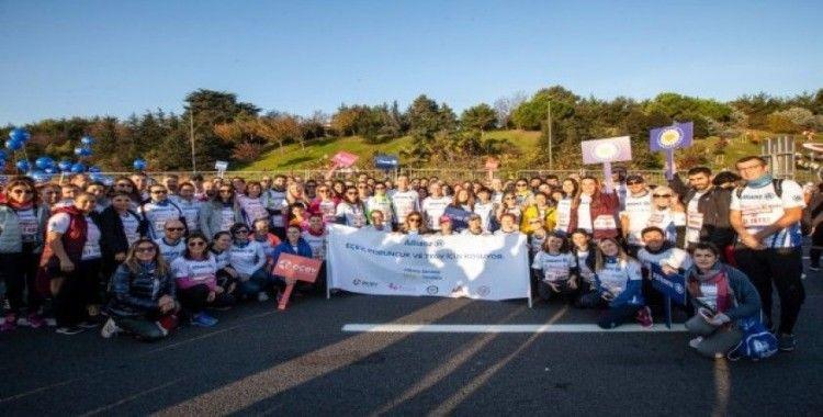 Allianz Türkiye, 41. İstanbul Maratonu'nda eğitime destek için koştu