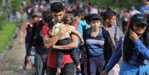 Trump yönetimi, ABD'nin mülteci kontenjanını 18 bine düşürdü