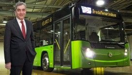 Karsan'dan Roma'ya beş ayda dev teslimat; 227 adet Citymood otobüs Roma yollarında