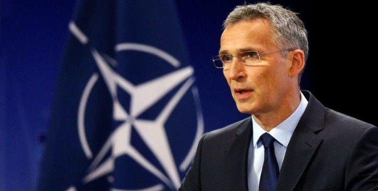 """NATO Genel Sekreteri Stoltenberg, """"Türkiye önemli bir müttefik"""""""