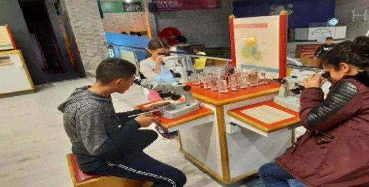 Öğrenciler bilimsel ve kültürel gezide