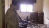 SMO, bir evde teröristlere ait mühimmat ele geçirdi