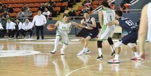 Mamak Belediyesi Basketbol zirveye oynamaya devam ediyor