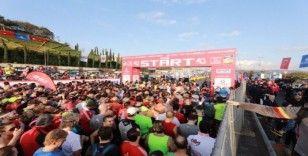 Vodafone İstanbul Maratonu 41'inci kez koşuldu