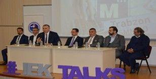 Mali Müşavirler Odası'ndan KTÜ'lü öğrencilere konferans