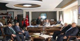 """AK Parti Milletvekili Uçar """"Ereğli eski günlerine kavuşmalı"""""""
