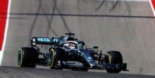 Formula 1'de Hamilton şampiyonluğu garantiledi