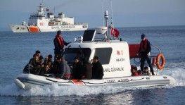 Çanakkale'de 131 düzensiz göçmen yakalandı