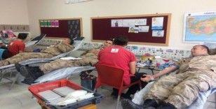 Besni'de kan bağışı ile kök hücre bağışı yapıldı