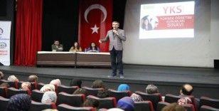 Büyükşehir'den velilere 'Eğitim için El Ele' semineri