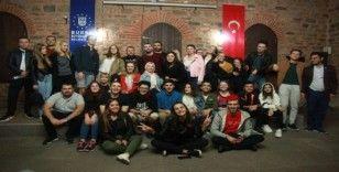 Bursa'da Türk kültürü gecesi