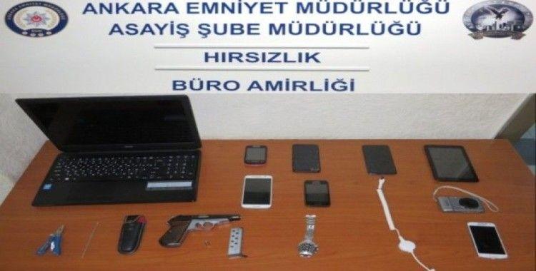 Gürcistan'dan kimlik değiştirip Türkiye'ye gelen hırsızlar yakalandı