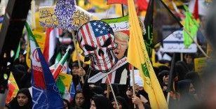 İran'da ABD Büyükelçiliğinin işgalinin 40. yıl dönümü kutlandı