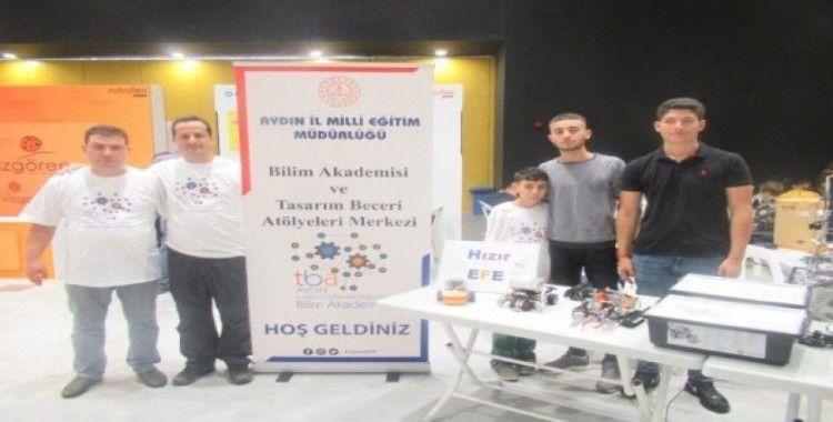 'Köşk Efesi' isimli robot ile Türkiye'yi temsil edecekler
