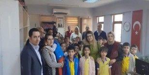 "Kilis'te ""1 Sınıf 1 Aile"" projesinin"