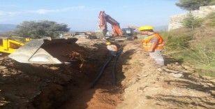 Kumluca'ya iki yeni içme suyu projesi