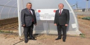 """Matlı: """"Bursa E Tipi Cezaevinde tarım iş kolu açıldı"""""""